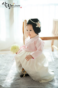 ac4a9f302 Dol Bok / Korean Traditional Dress / Hanbok for children / Made to Order /  Princess