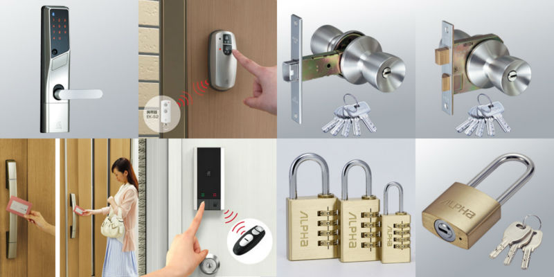 Japanese Cylinder Lock For New Solar Panel Company Offices,Department  Stores,Factories And Shops In China Made By Alpha  - Buy New Solar Panel  Product