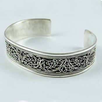 contemporary bracelet bangles sterling jewellery bangle silver