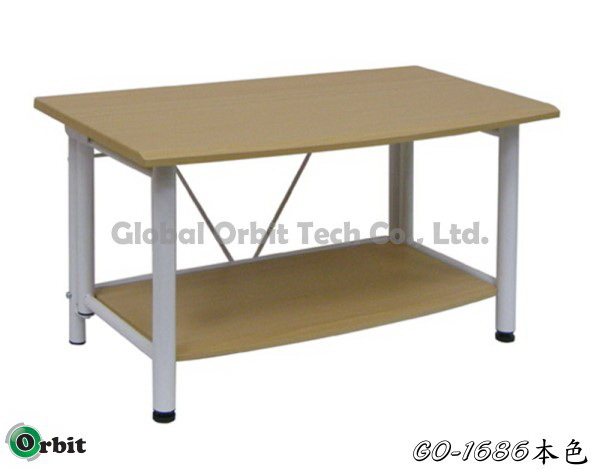 Durable Furniture Led Tv Wooden Table With Storage Shelf,Folding ...