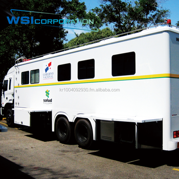 Mobile Hospital Center (laboratory Unit),Mobile Clinic,Medical  Vehicle,Hospital Equipment,Medical Equipment - Buy Mobile Clinic,Hospital