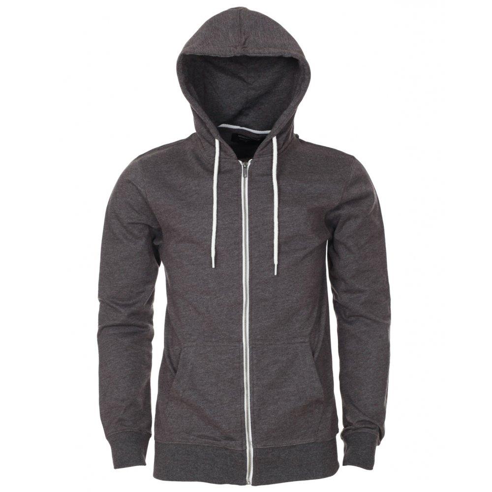 2263c63cc6c Sweatshirt For Mans Hoody In Dark Gray With Zip Up - Buy Sweatshirt ...