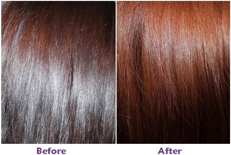 Vcare Herbal Hair Dye 0 Chemical