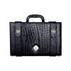 Blink Black Beauty Case with Blink Lash Stylist & Care / leather beauty case / professional beauty case / cosmetic case