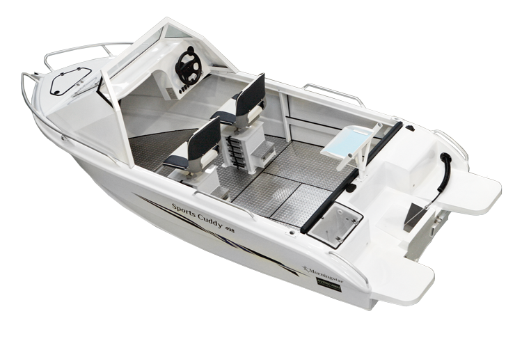 2015 New 15ft aluminum luxury cabin motor boat for sale