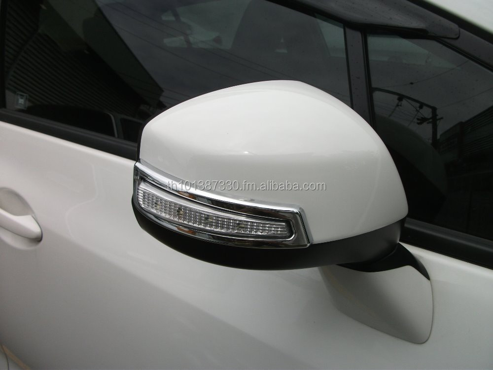 Door Mirror Cover with LED For New H o n d a CIVIC FB 2013