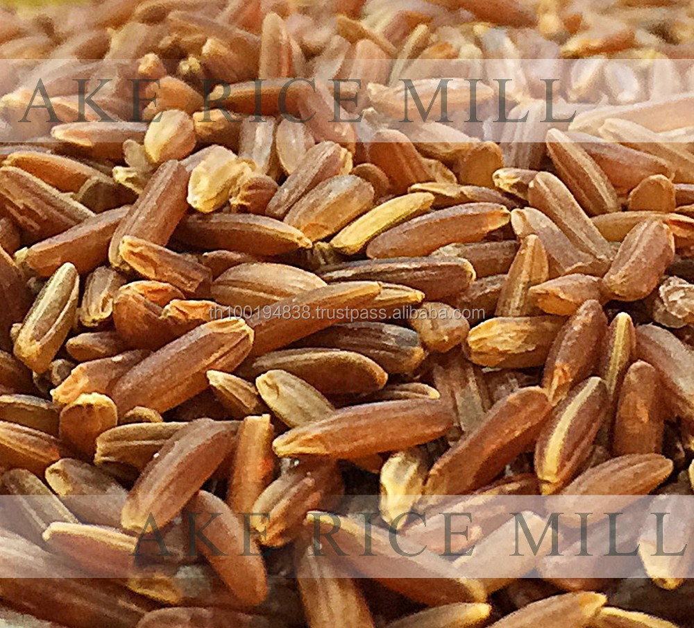 Red Vitamin Rice (Long Grian Rice, Premium Quality), Thai Origin