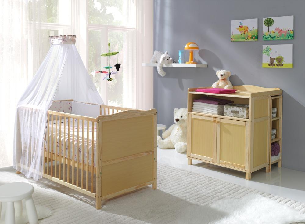 Natur vintage lettino culla per adulti per bambini junior letto di