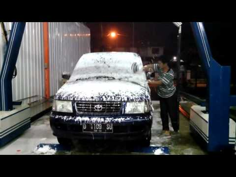 Automatic Car Wash/ Robotic Car Wash