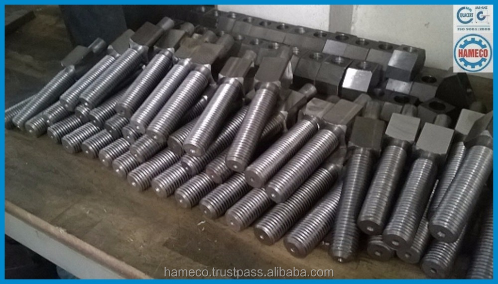 Vietnam leading Mechanical Company- Competitive price - Huge Bolt - Steel lamination process - Casting- Machining