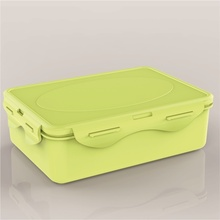 Functional food storage container custom design oem Sina Food Container-L601 green