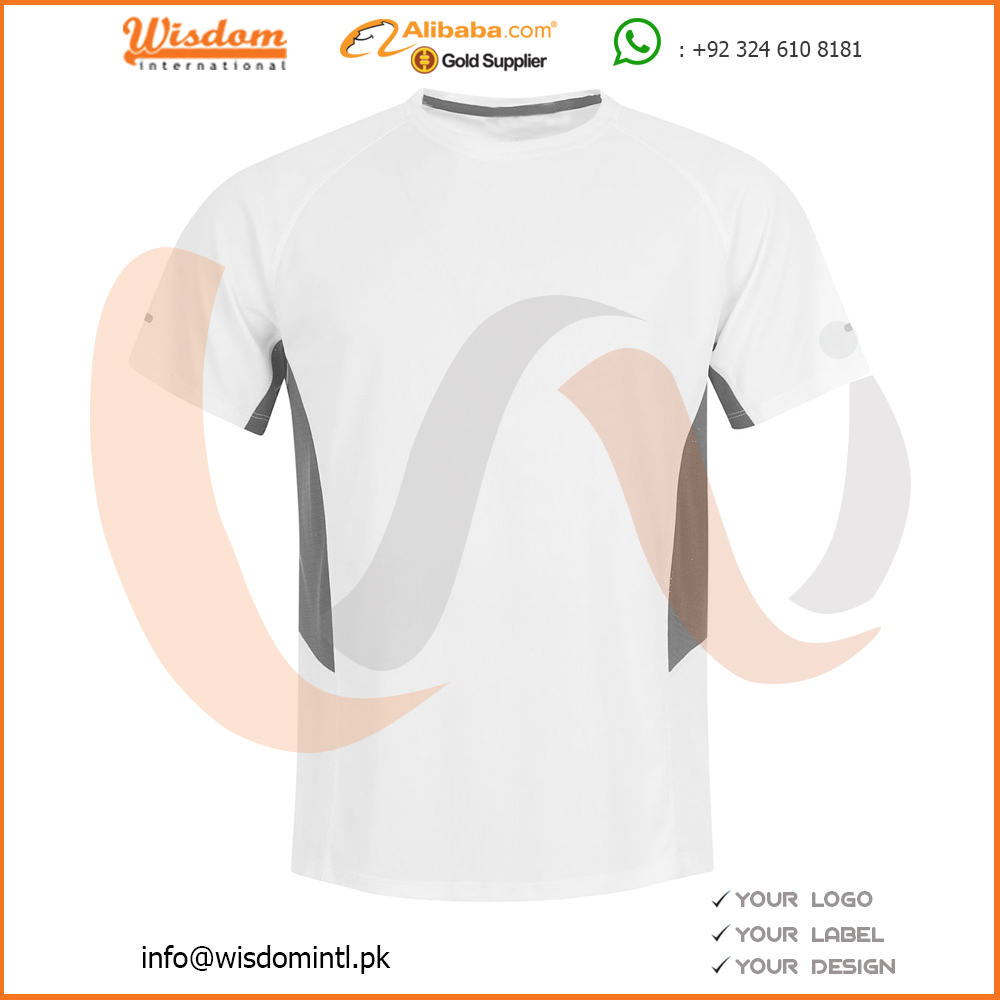 T-shirts - White / Classic design O-Neck T-Shirt