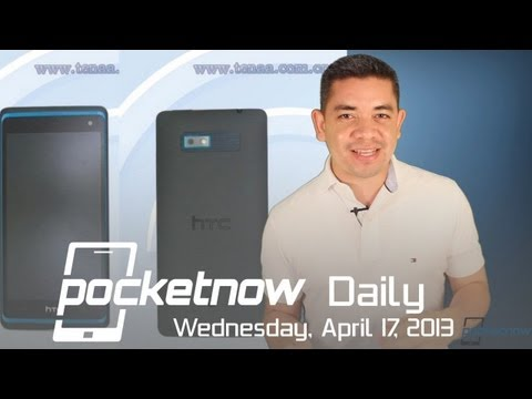 HTC 606w Leaks, Galaxy S 4 On All Carriers, Nokia Aluminum Catwalk Photo & More - Pocketnow Daily