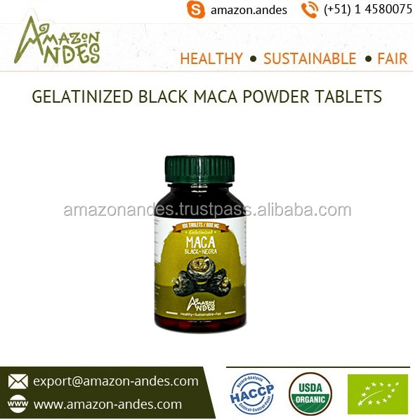 Standard Quality Maca Root Powder Tablets from Best Selling Company