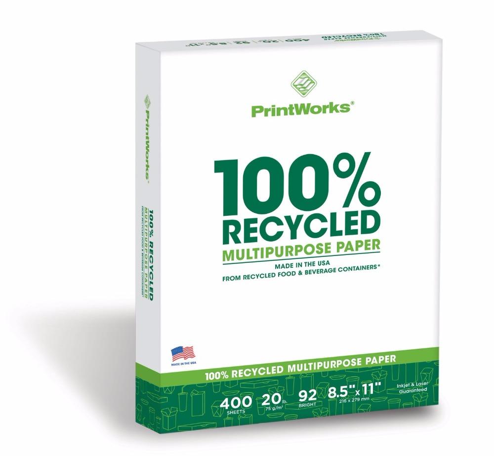 10 reams 5000 Photocopy Paper A4 WHITE 80g 397921 ©