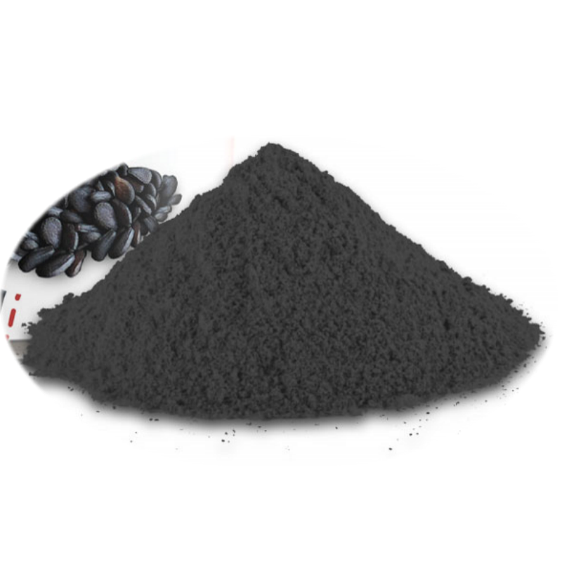 Halal Certified Pure Natural 98% Sesamin Black Sesame Seed Powder