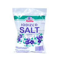 Refined Table Iodized Sea Salt For Human Consumption With Food Grade