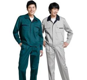OEM High-quality Autumn Polyester/Cotton Workwear