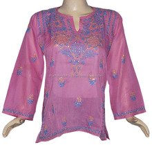 Latest Selection Of Women's Kurti / Indian Girls Tunic Tops Uk France