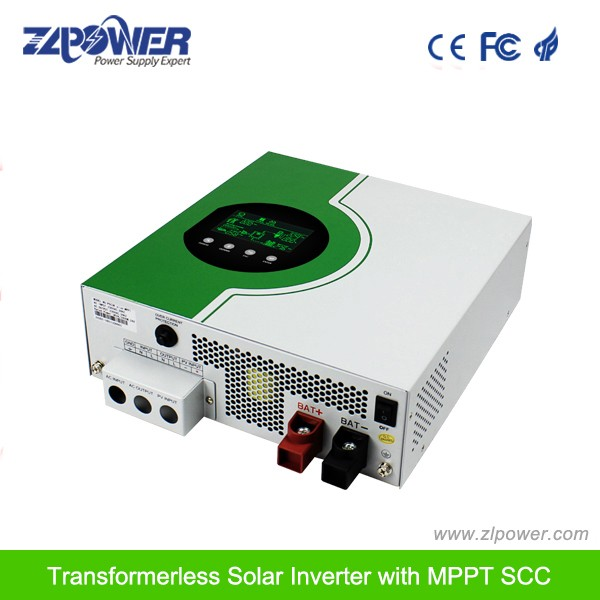 High frequency 3000VA 24v off-grid hybrid inverter with mppt charger PSC plus 3k-24
