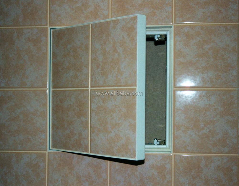 Tile Access Panel Design Ideas