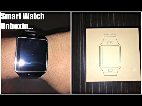 Smart Watch Unboxing , World's Best Low Budget Smart Watch...!