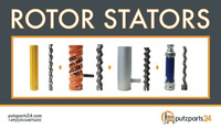 Rotor Stator Pumps For Plastering Machines,Fireproofing,Mortar ...