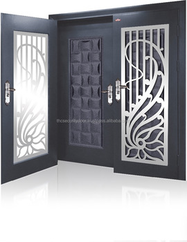 Best Quality Double Layer Security Door Made By Malaysia