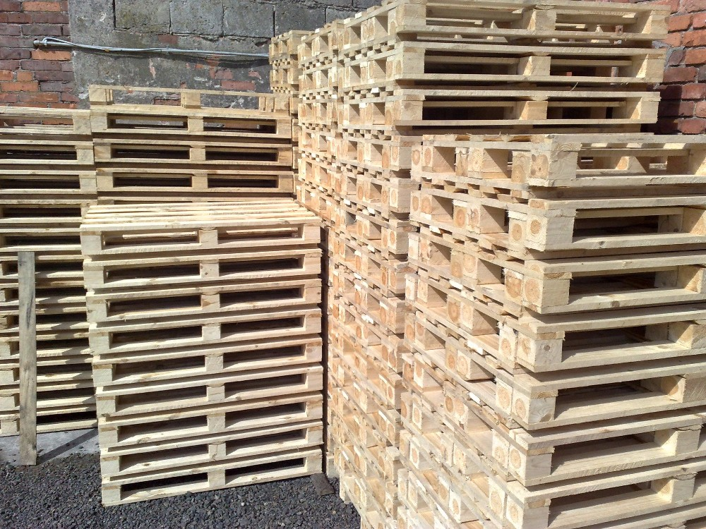 High Quality Cheap Price Of Used Wooden Euro Pallets For ...