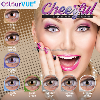 6eade9a99ba Ready Stock color contact lenses ColourVUE monthly by Malaysia wholesale  supplier factory safe comfort   style