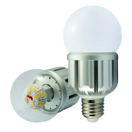 Singapore, 9W,13W, UL SAA approved G60 with SMD5630 SAMSUNG LED Chips, E26, E27, Screw-In base, Dimmable G60 Globe LED Bulb