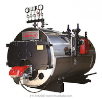 Steam Boilers - Scotch Type