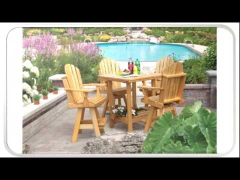 Wooden Patio Furniture - Wooden Patio Furniture