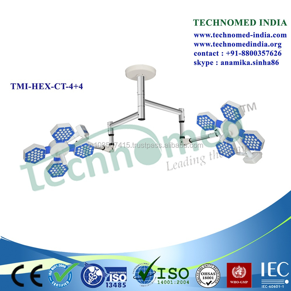 High quality ceiling operation theat re lights,Emergency LED Ot Lights for Clinic ,Health and medical devices surgery light