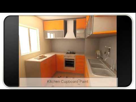 Get Quotations · Kitchen Cupboard Paint   White Cupboard Doors