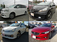 Reliable and High quality salvage car used car for irrefrangible accept orders from one car