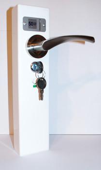 Wc a gettoni serratura per bagni pubblici buy gettoni di for Esposizioni bagni