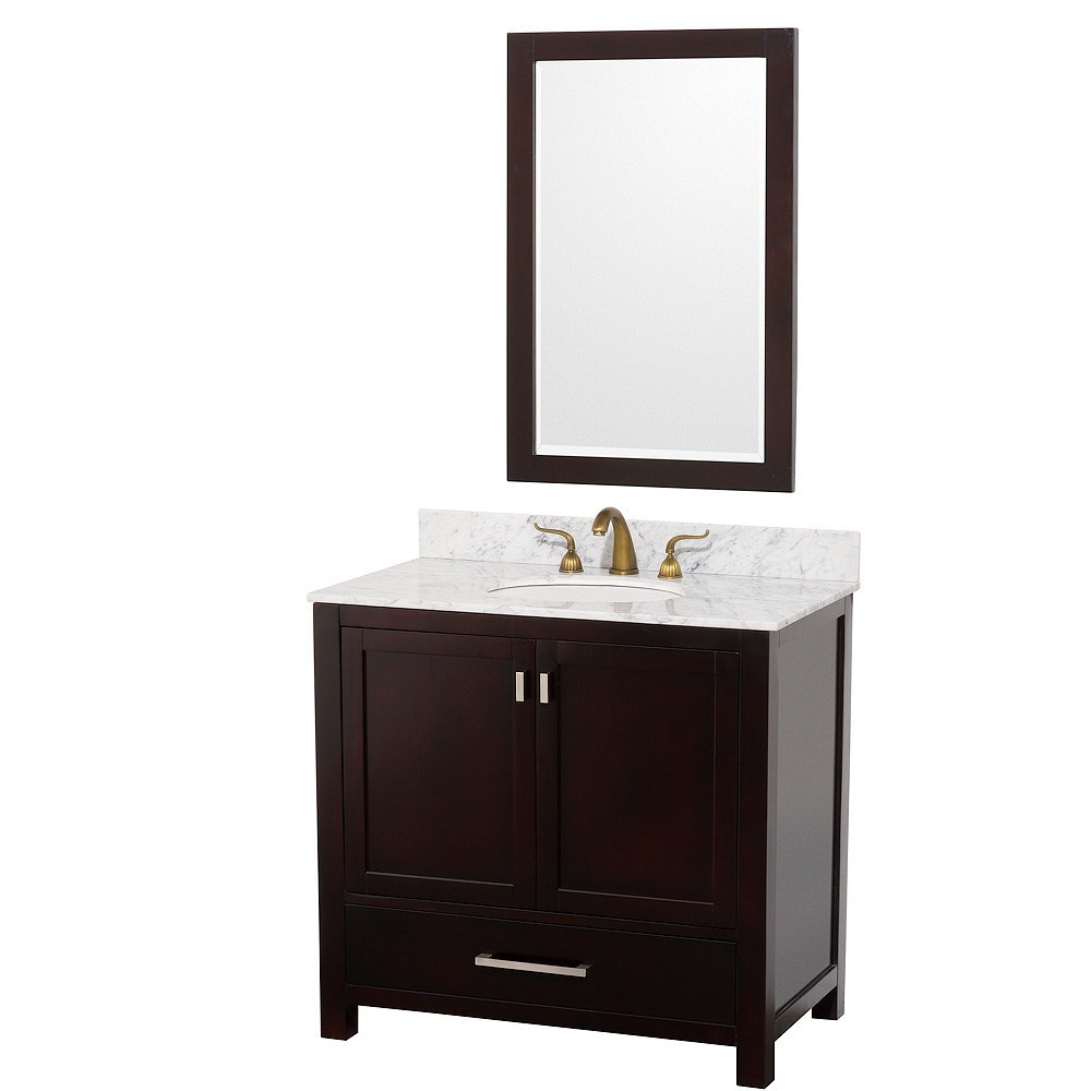 Used Bathroom Vanity Cabinets North American Style Shaker Design 3 Drawers Solid Wood Used