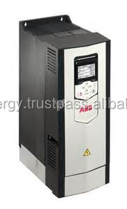 Acs880 01 02a4 3 Abb 0 75kw Converter Low Voltage Ac