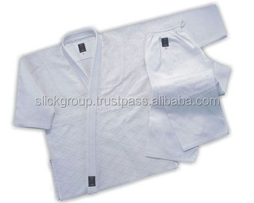Buy High Quality 440 GM/M2 Super Medium Weight Judo Uniform From Advance Fight Gear