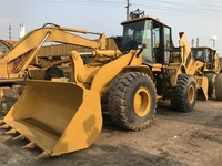 950H 2011 Year Cat Used Wheel Loader With Caterpillar Engine
