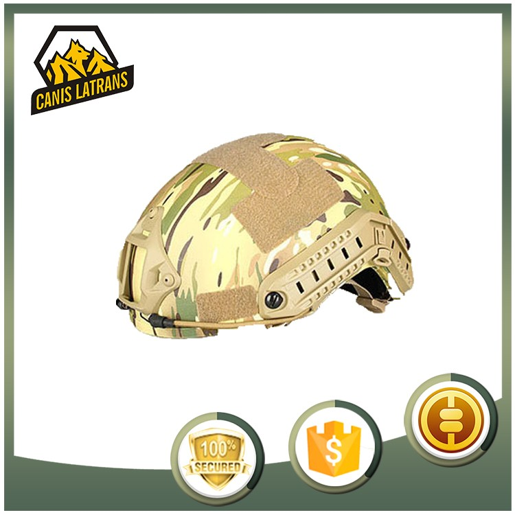 High Quality Latest Style Military Fast Base Jump Helmets Cover Army Bike Helmet