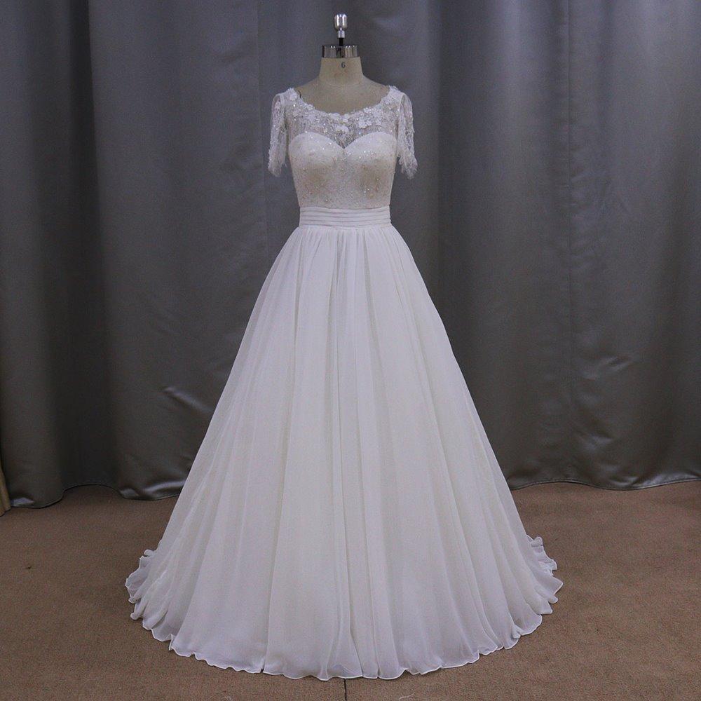Turkish Wholesale Pakistani Bridal Chiffon Divisoria Wedding Gowns
