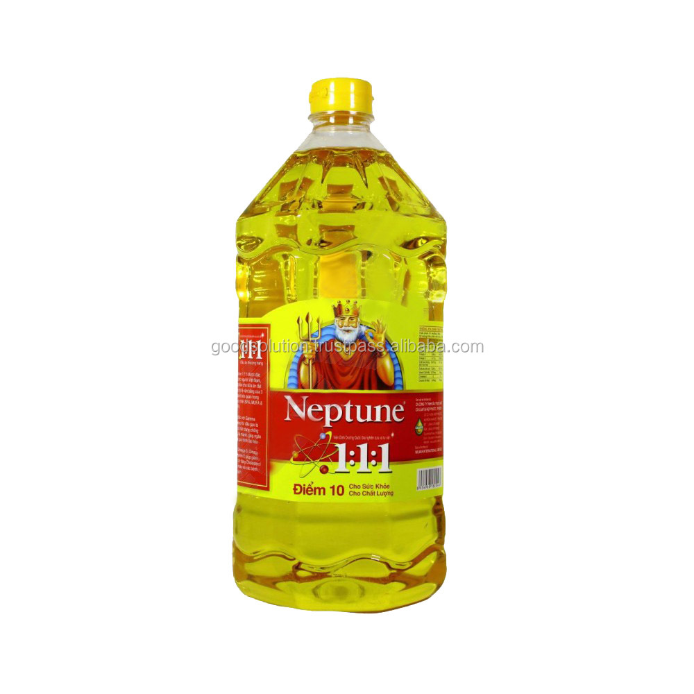 High Quality Cooking Oil Neptune 5l - Soya Oil