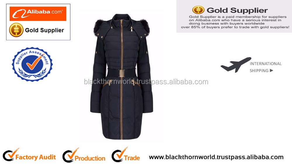 Women Fur coart, parka women fur jacket custom puffer jacket, OEM orders for importers in Europe and USA