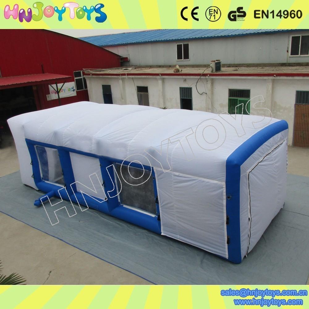 portable de voiture peinture automobile cabine de pulv risation r cipient gonflable cabine de. Black Bedroom Furniture Sets. Home Design Ideas