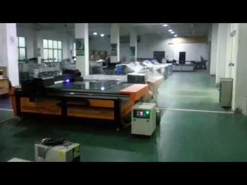 Sticker printer machine, flatbed UV printer for vinyl sticker printing