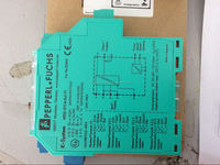 Pepperl+Fuchs SMART Transmitter Power Supply, Output Current Sink KFD2-STC4-Ex1-Y1