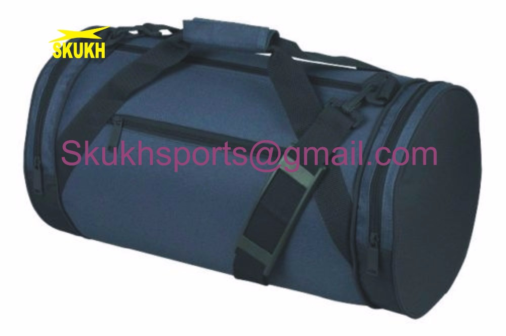a0e3b7b6a335 Polyester ROLL Duffle Duffel Bag Travel Sports Gym Bags Luggage 18 Two Tone