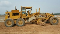 [ Winwin Used Machinery ] Used Motor Grader CAT 140G 1981yr FOR SALE